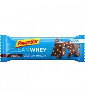 Barrita Clean Whey de Brownie de chocolate
