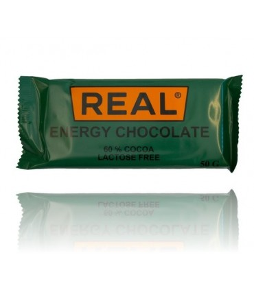 Real chocolate 60% cacao