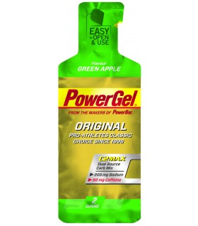 Power gel manzana con cafeína