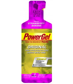 Power gel fresa/plátano