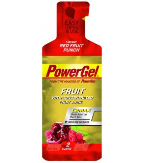 Power gel frutos silvestres