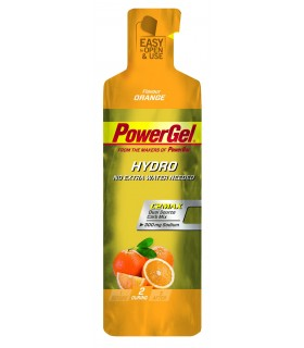 Power gel hydro naranja