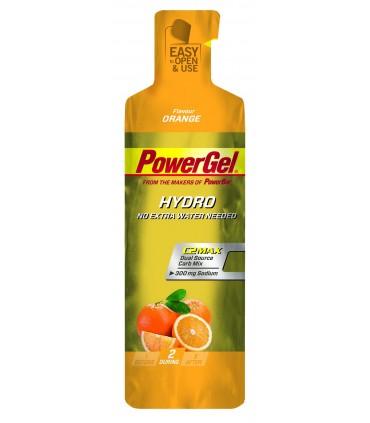 Power gel hydro naranja