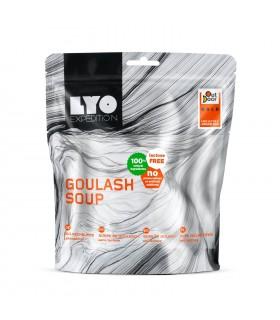 Sopa de gulash liofilizada