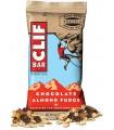 Barrita energética de avena y chocolate con almendras