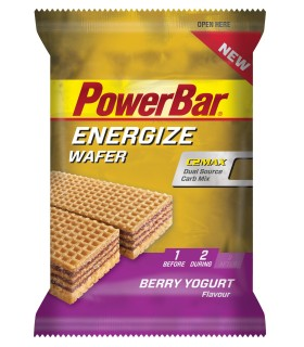 Energize wafer yogur y frambuesa