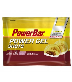 Power gel shots cola con cafeína