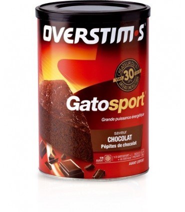 Gatosport sabor Chocolate-Pepitas de chocolate