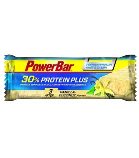 Barrita protein plus 30% vainilla/coco