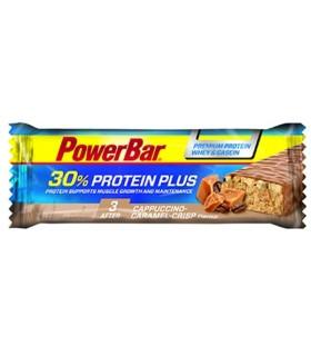 Barrita protein plus 30% capuchino/caramelo