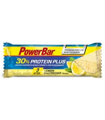 Barrita protein plus 30% lemon cheesecake