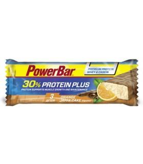 Barrita protein plus 30% naranja jaffa cake