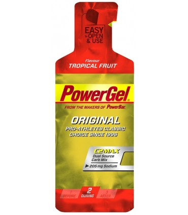 Power gel frutas tropicales