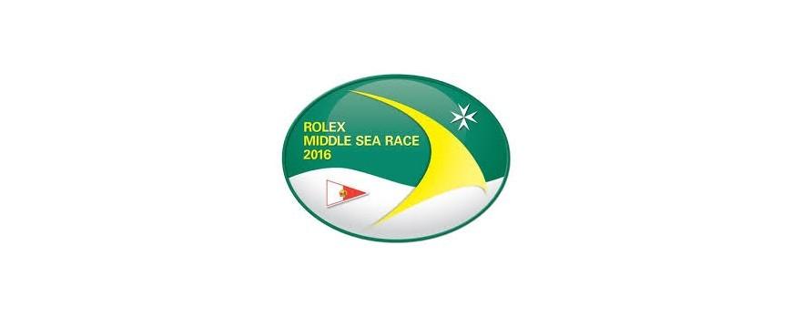 Rolex Middle Sea Race, navegando entre volcanes
